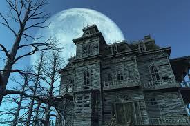 haunted house healing